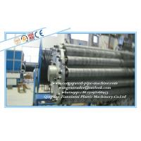 HDPE Large Diameter Plastic Winding Sewage Pipe Making Machine