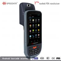 China USB 2.0 Rugged WIFI RFID Reader Mobile With 4.5 Inch Display on sale