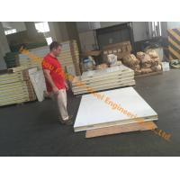 China Cold Storage Room Panels Hinge Door Camlock PU Panels 200mm For Frozen Food wholesale