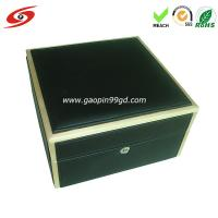 China Fashion PU Leather Watch Box on sale