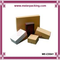 China Custom kraft paper business card boxes ME-CD041 on sale