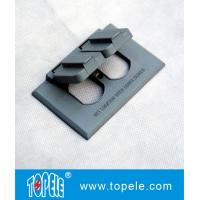 China Aluminum Powder-coated Weatherproof Electrical Boxes Self-closing Outlet Covers wholesale