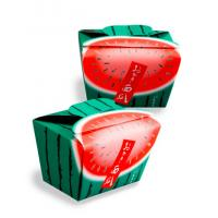 5- Ply Food Packaging Boxes , Handmade Fresh Fruit Box Brown / White Color Manufactures