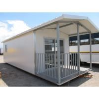 Light Steel Prefab Container Homes / Prefabricated Home Kits For Living Manufactures