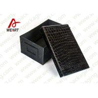 Creative Corrugated Cardboard Gift Boxes With Lids 160 * 80 * 250 Size Manufactures