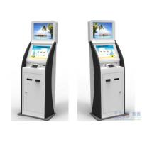 17 inch / 19'' Bill Payment Self Service Kiosk Terminal With 2GB 4GB 8GB RAM Manufactures