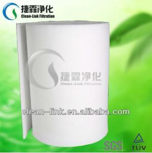 China Pre-efficiency air filter media/eu3 air filter media on sale