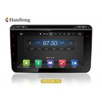 China Volkswagen  Universal Dvd Car Player  1024X600  Ips Hd Screen Wifi And Usb Included on sale