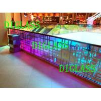 China Laminated Dichroic Glass Sheet on sale