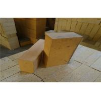Shaped Insulating Fireclay Brick Dry Pressed Fire Resistant Bricks