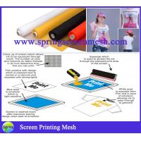 Polyester Screen Printing Mesh Manufactures