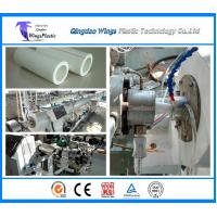 PPR Tube Extruder / Extrusion Line Withe CE, ISO Certification In Qingdao China Manufactures