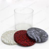 Customized Fashion Candle Jar Flat lid for Christmas Occassion Manufactures