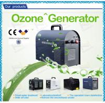 Corona gas Household Ozone Generator for car / electrolytic ozone generation