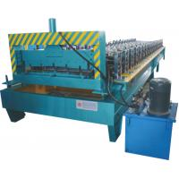Color Steel Glazed Tile Roll Forming Machine with PLC Control