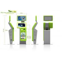 China Motion Sensor and Air Conditioner Multimedia Kiosk for Internet / Information Access on sale