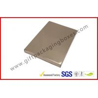 300g Rich Paper Card Board Packaging Offset Printing With Drawer Box Style Manufactures