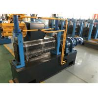 China Stainless Steel Slitting Machine / Steel Coil Cutting Machine on sale