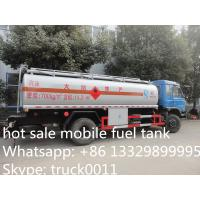 factory sale best price Dongfeng 190hp diesel 15cbm refueling truck for sale, hot sale good price 15m3 oil tank truck Manufactures