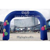 Cheap Full Printing Advertising Inflatable Arch for Shop and Events Manufactures