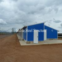 Fine Price Prefabricated Steel Poultry Farm Chicken with best design Manufactures