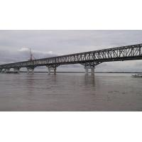 High Strength Simple Steel Truss Structure Bridge with Concrete Deck Manufactures