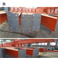 China 2018 New Modern steel structure Prefabricate villa steel structure construction on sale