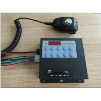 GPS Andriod 3G Bus Announcement System , Automatical Bus Stop Announcer