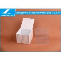 Cube Recyclable Cardboard Fashion Printing Gift Boxes With Magnetic Closure Manufactures