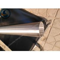 Multi Function Tapered Steel Tube Tapered Carbon Tube For Liquid Filter