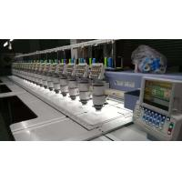 Shoe Embroidery Machine For Home Business , Commercial Monogram Machine Manufactures