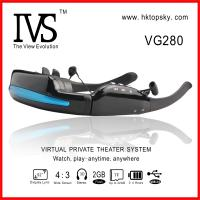 52inch virtual video screen glasses goggles, video, ebook, music support Manufactures