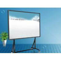 Four Point Touch Smart Interactive Whiteboard , I-Interactor Mini Infrared Board Manufactures