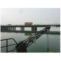 China Surface Painted Pre Engineered Bridges , Double Lane Modular Steel Bridge wholesale