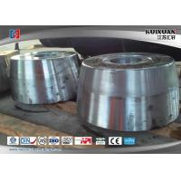 China 16MnD P91 Q235 Conehead Forging Stainless Steel with Alloy Steel / Carbon Steel Conehead wholesale