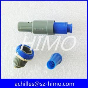1P series lemo circular plastic connector PAGPKG Manufactures
