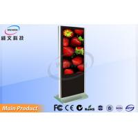 Standing LCD Digital Signage Display , 42 Inch HD Advertising Kiosk Manufactures