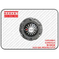 China 5-87615009-0 8-97941522-0 5876150090 8979415220 Clutch Pressure Plate Assembly Suitable For ISUZU D-MAX TFR 4JH1 wholesale