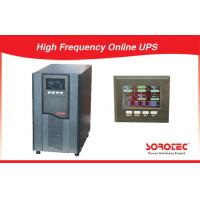 6KVA/5.4KW , Online UPS with Large LCD display and Intelligent Battery Monitors Manufactures