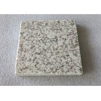 Buy cheap Indoor Natural G655 Granite Countertop Tiles 24x24 Customized Thickness from wholesalers
