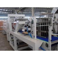 China Pallet PE / PVC / POF Automatic Shrink Wrapping Machine For Soft Drink / Liquor wholesale