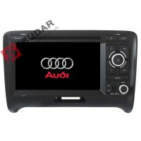 China Multi - Touch Screen Double Din Head Unit With Gps And Bluetooth / Tire Pressure Monitoring on sale