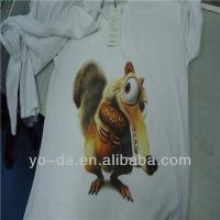 Solvent high resolution and speed a2 tshirt printing machine digital Manufactures