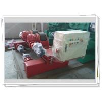 Bolt Adjustable Seam Welding Rack With Cycloidal Planetary Gear Reducer Manufactures