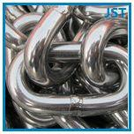 G80/G70/G43/G30 Alloy Steel Welded Link Chain Manufactures