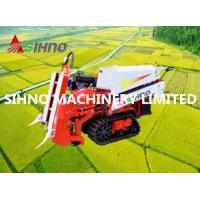 China 2017 Half Feed Harvester and Mini Rice Combine Harvester wholesale