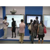 LABWE finger touch smart interactive whiteboard with CE,FCC and RoHS certified Manufactures