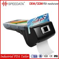 Quality RS232 TT43 Smart IC Card Hand Held Rfid Reader Industrial 900mhz for sale