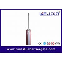 Security Parking Barrier Gate With Manual Release Controlled By Remote Controller