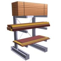 Adjustable Cantilever Rack System Manufactures